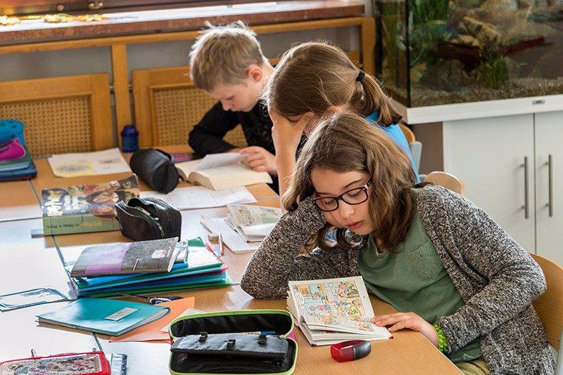 école primaire montessori